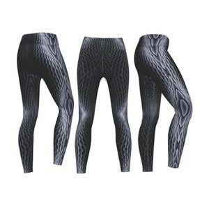 Snake Print Yoga Leggings & Pant 6 Pieces Pack